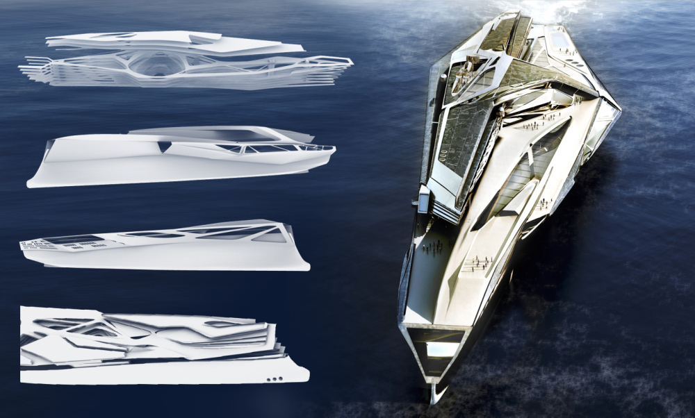 Space Cruise Ship - Pics about space
