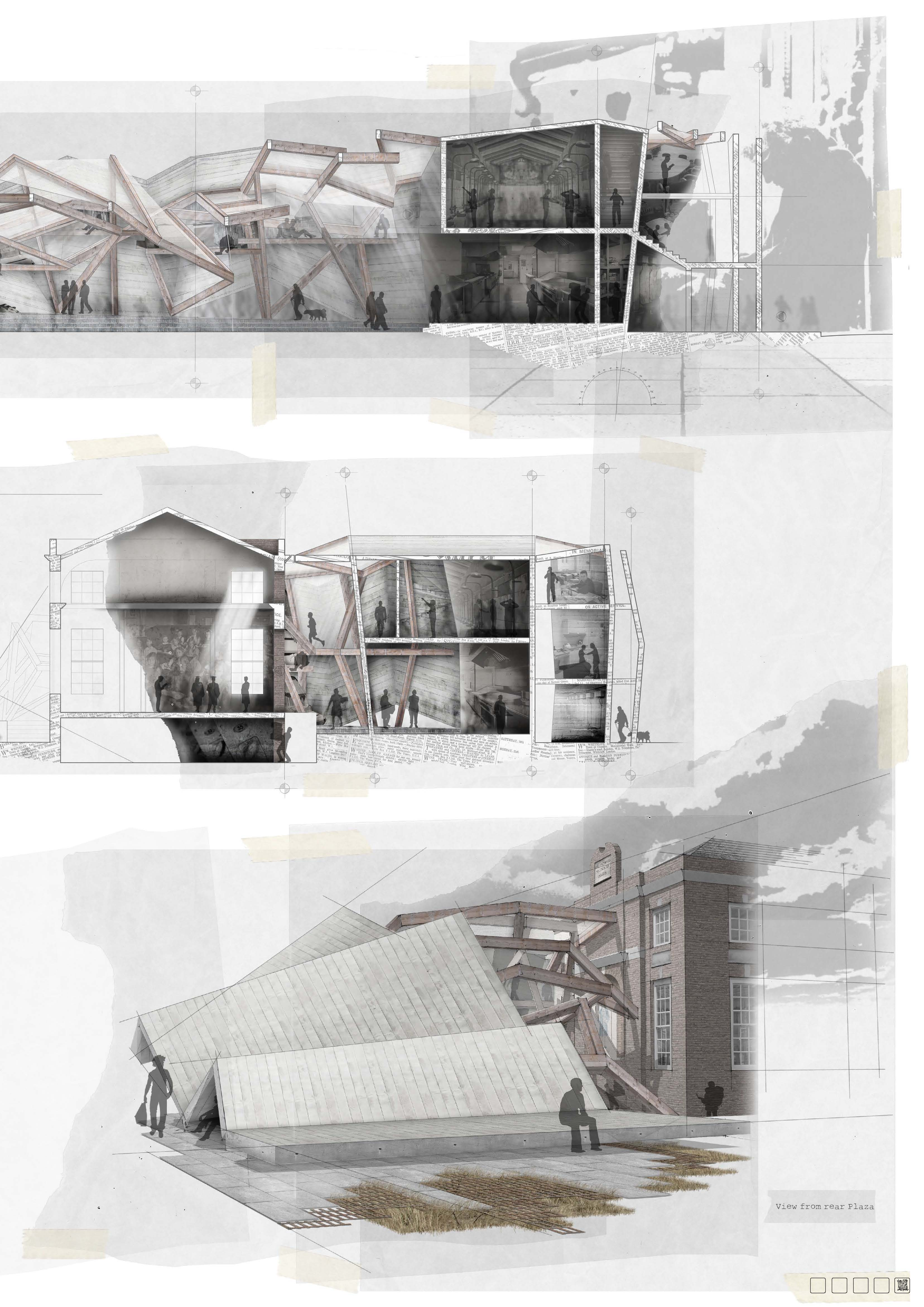 architecture thesis housing This thesis is my original work and has not been presented for a degree in  33 5 the innovation, creativity, architecture and urban planning.