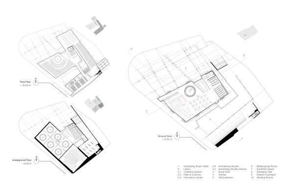 4-The Danteum Redux_Floor Plan_Caio Barboza