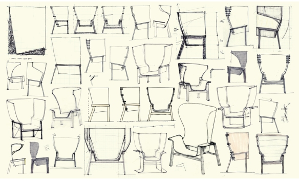 ChairSketchCollage