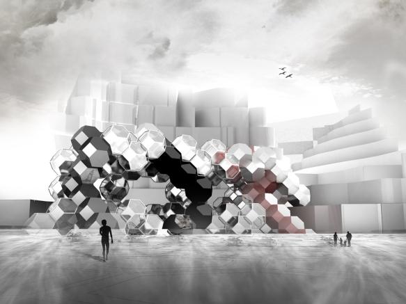 Conceptual Mall Design 1