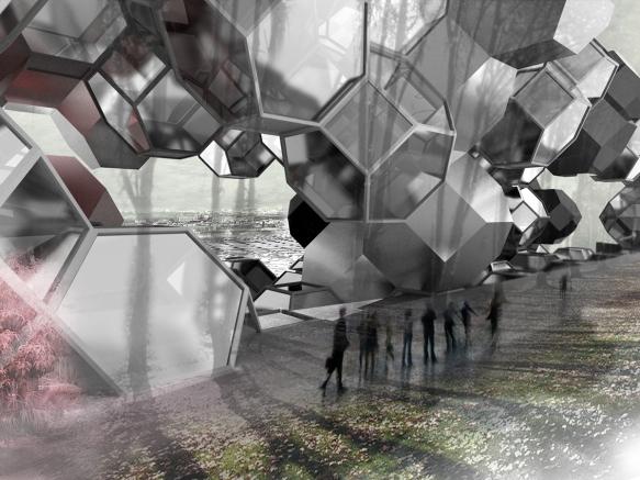 Conceptual Mall Design 2
