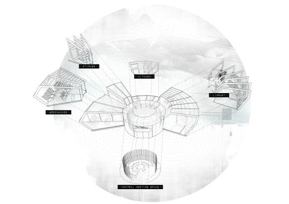 building use diagram